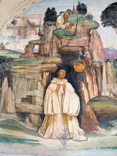 Vie de Saint Benoît