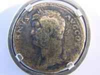 Effigie empereur Auguste -45a+14
