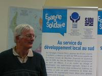 Hervé Leroy, président du CCFD 62