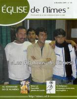 Les afghans de Nîmes, ex-Calais