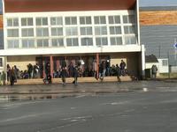 Local de sport - BCMO - prété par le Conseil régional et la mairie