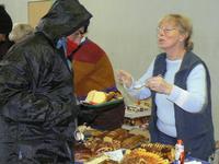 Migrants Calais Noël 2009