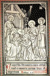 Missel d'autel de 1892