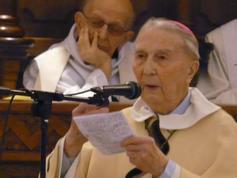 Anniversaire de Mgr Géry Leuliet