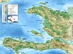 Carte de Haiti