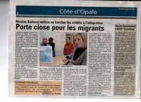 Refugies-sur Dunkerque