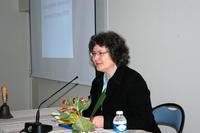 Marie-Paule Ledez, présidente
