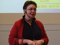 Genevieve Guenard - Finances CCFD