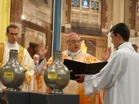 Messe chrismale à Bapaume