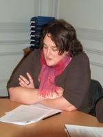 Marilyne accompagnatrice de JOC a St Omer [Resolut