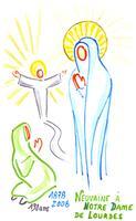 p16 neuvaine de N D de Lourdes a la Fosse Lestrem