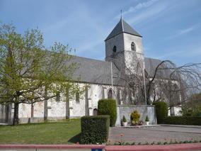 église de Dannes