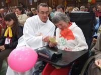 lecture de la priere a ST Francois