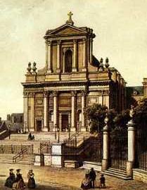 La Cathédrale au XIXe siècle