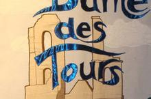 N.D des TOURS - logo2