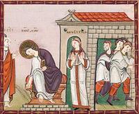 La femme condamnée, pardonnée