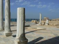 Ruines du palais du gouverneur