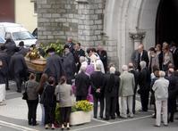 Funérailles de l'abbé Jean