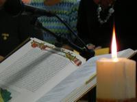 célébration, lectionnaire