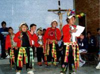 Groupe de jeune Amérique latine