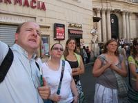 Voyage culturel à Rome