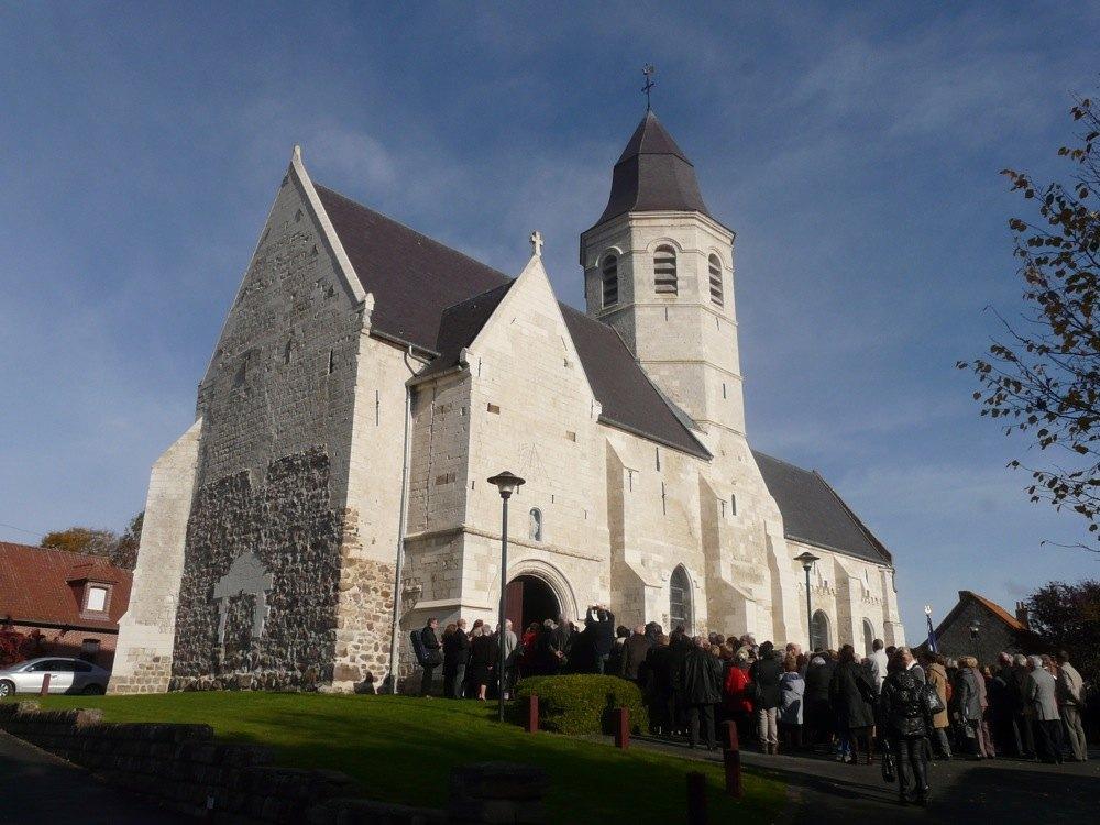 église restaurée de dieu