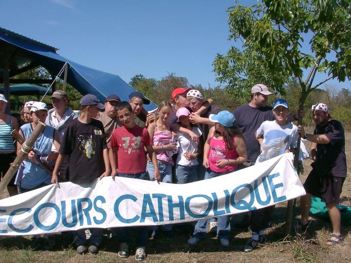Camp du secours catholique - Secours catholique perpignan ...