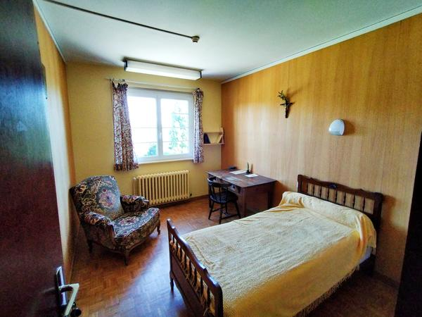chambre hôtellerie
