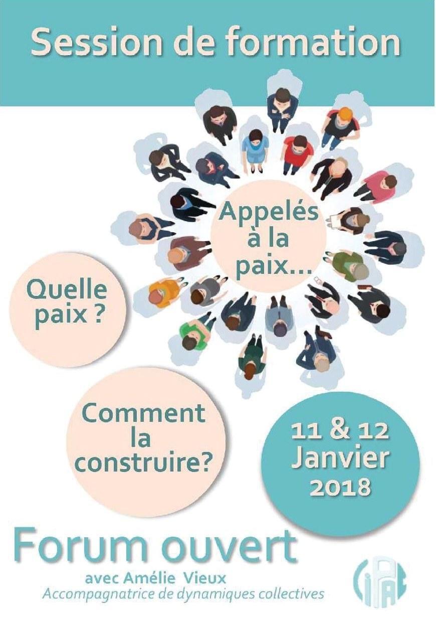 CIPAC session Forum ouvert sur la Paix1