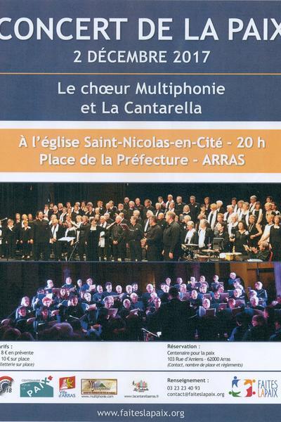 concert de la Paix