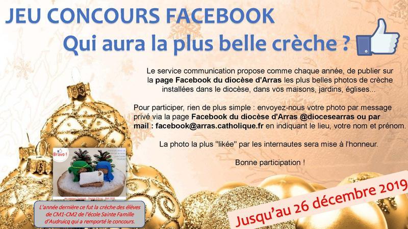 Concours facebook creches 2019