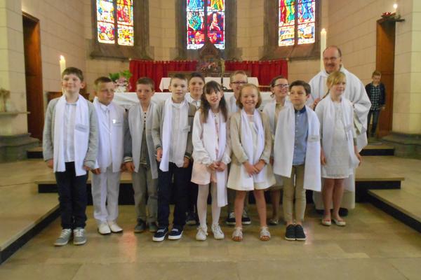 Entree en Eucharistie Locon