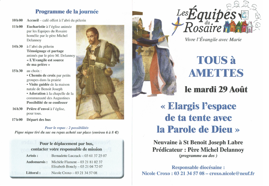 Equipes Rosaire_tract Amettes 2017