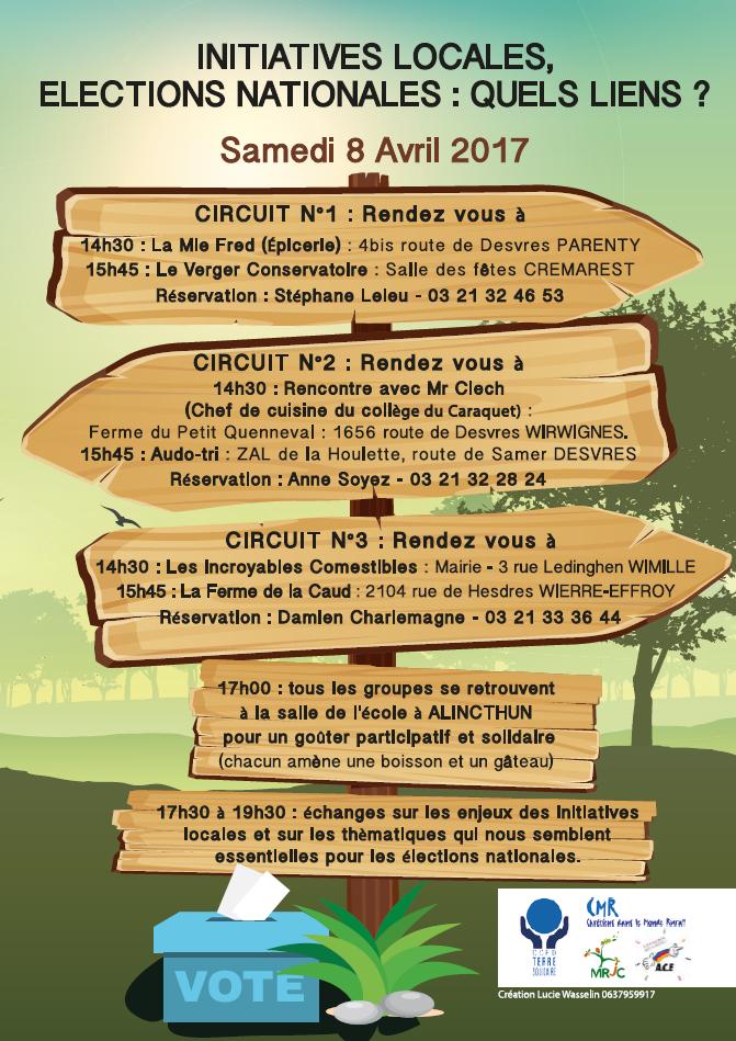 initiatives locales Boulonnais
