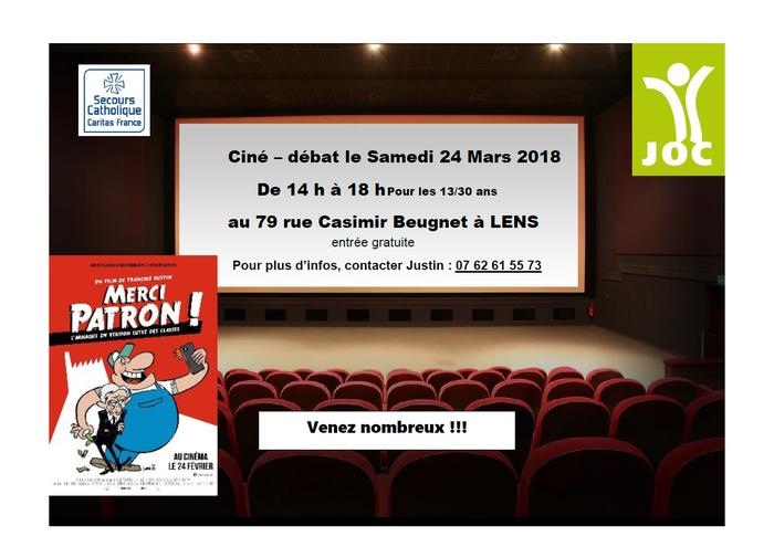 JOC_24 mars 18_Invit cine-debat