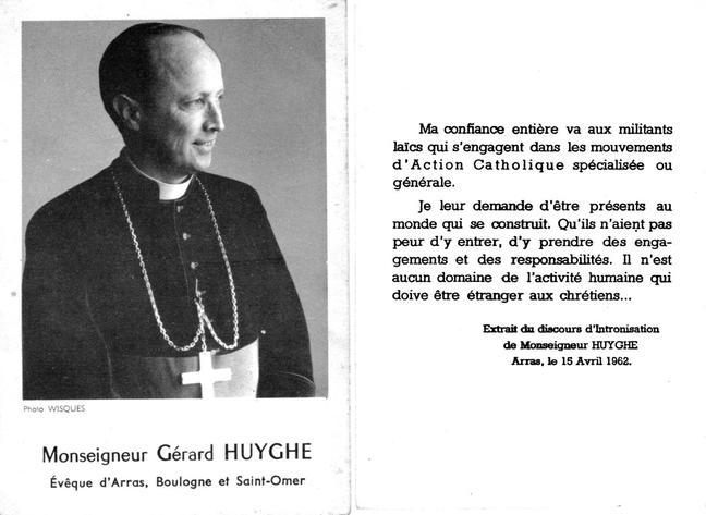 Mgr Huyghe