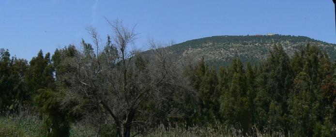 Montagne de Galilée