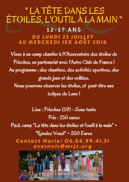 MRJC_2018_camp etoile