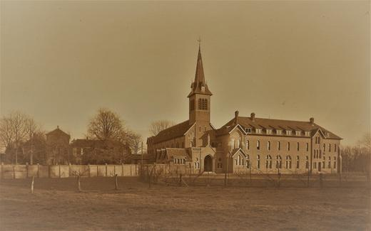 Abbaye Notre-Dame d'Oosterhout