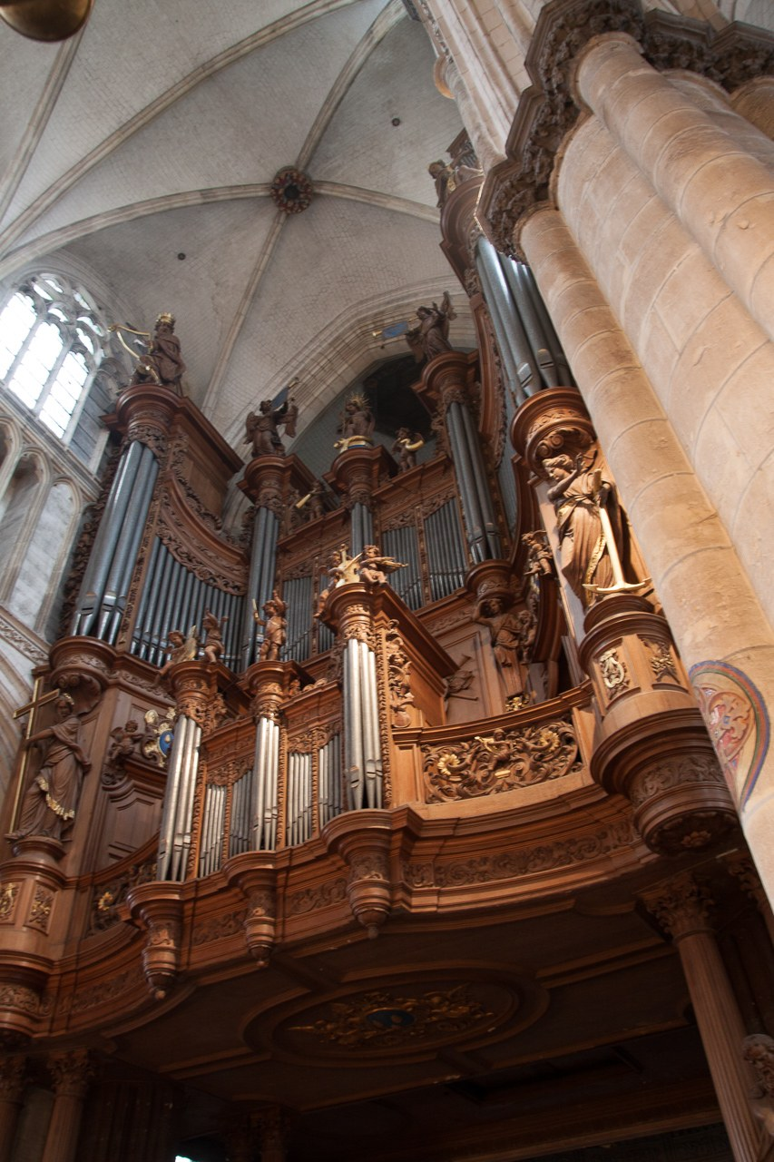 Art Et Maison Longuenesse tricentenaire du buffet d'orgues de la cathédrale de st-omer