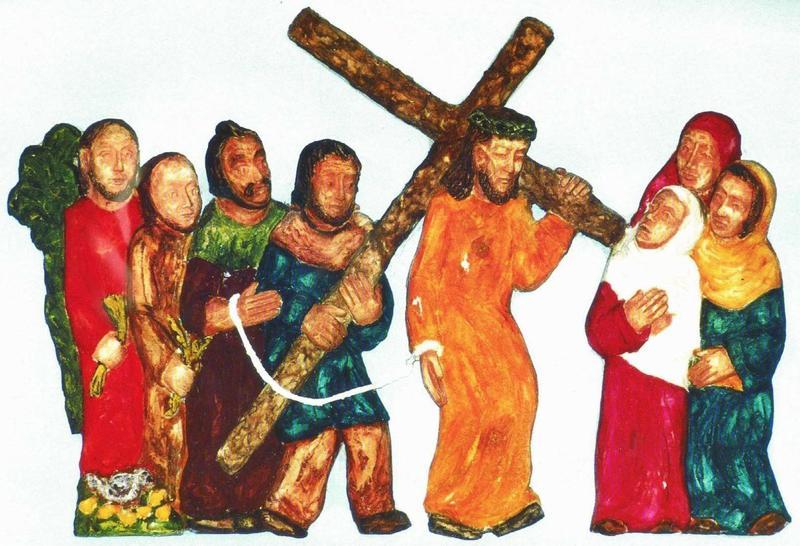 Paques-croix