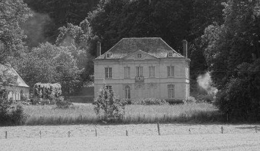 Le Petit Château, première habitation des moines