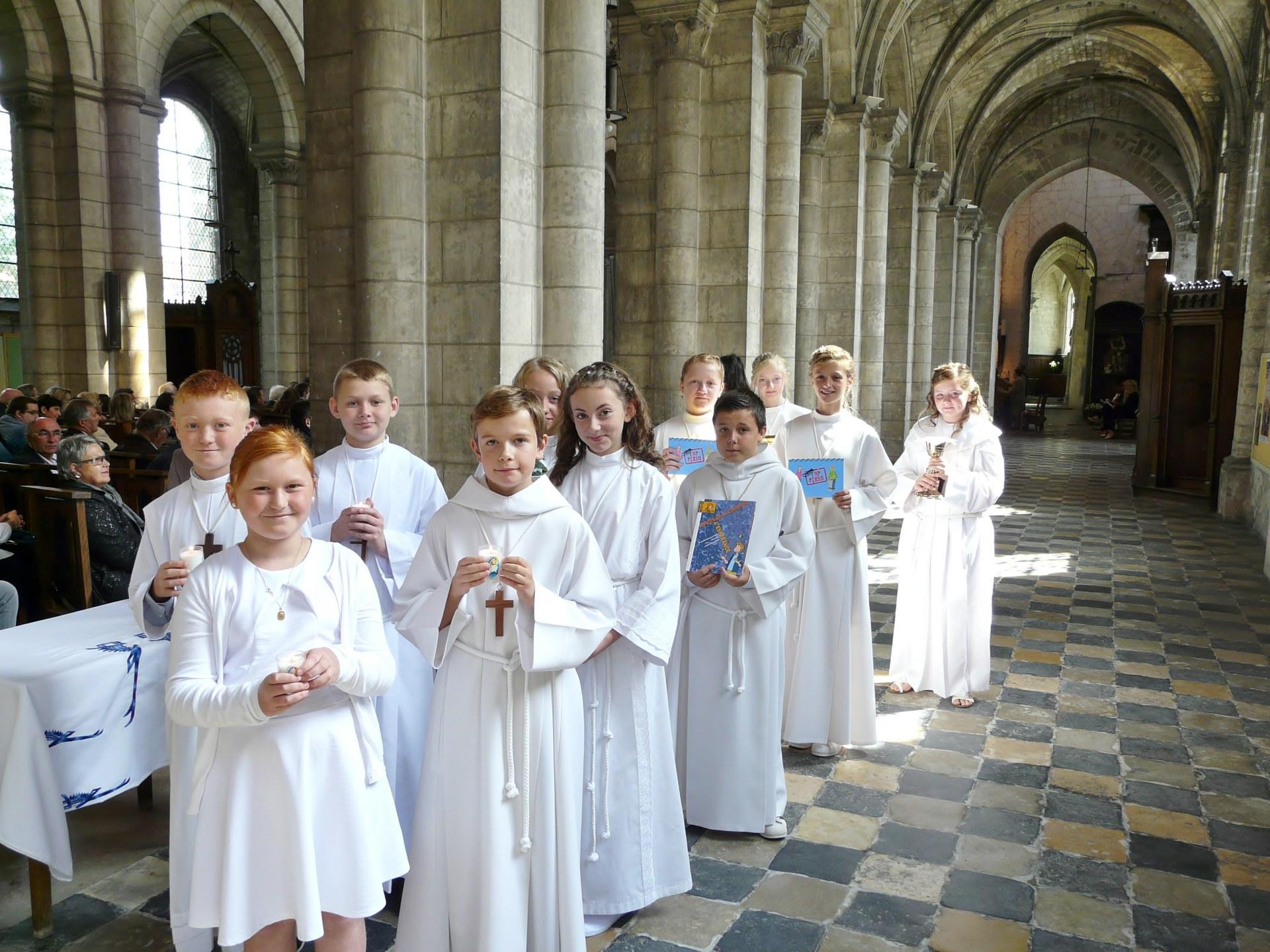 communion solennelle 2017