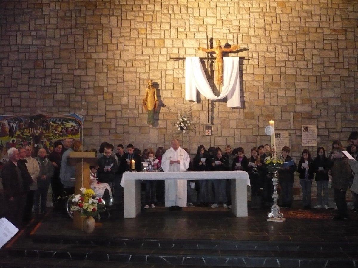 La préparation des premières communions et des professions de foi