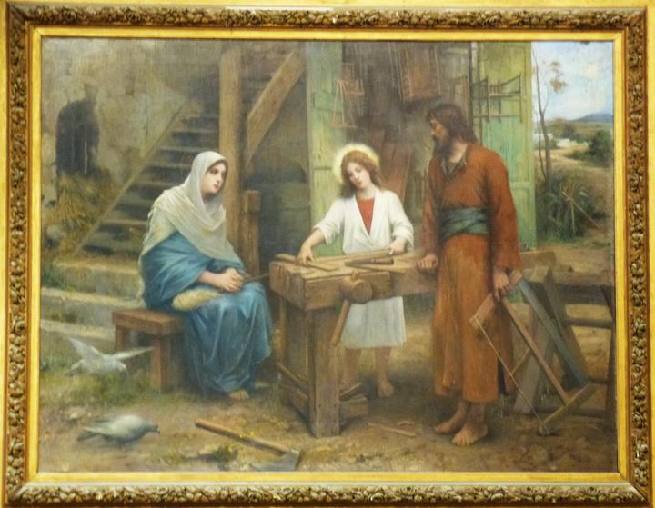 famille jesus de nazareth