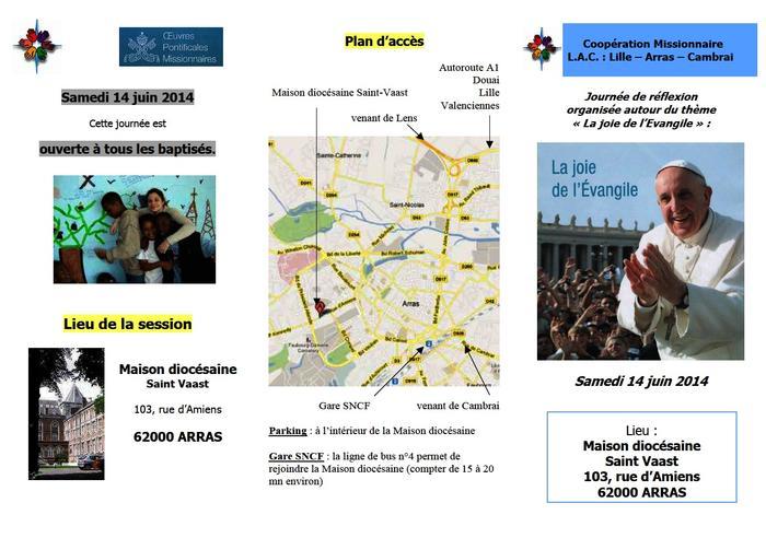 Semaine Missionnaire 2014_1