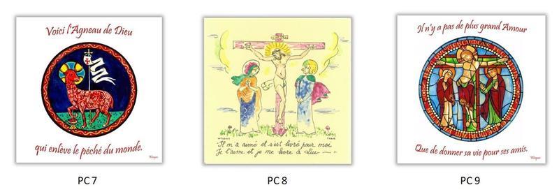 souvenir 1ere communion PC 7 8 9