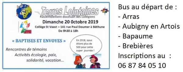 Terres lointaines 4 bus