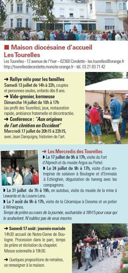 tourelles 2013