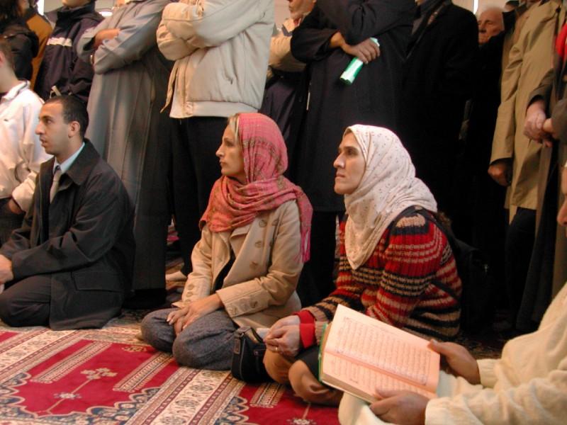 rencontre avec soeurs musulmanes